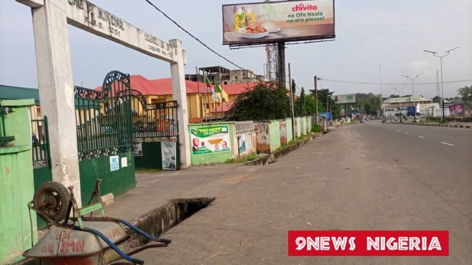 EFFECTS OF CANCELLATION OF THE SIT-AT-HOME ORDER IN IMO STATE - Photos Taken by 9News Nigeria correspondent, Owerri
