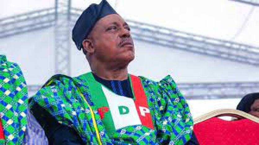 Former PDP National Chairman, Uche Secondus