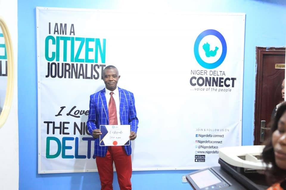 GELE AGBAI - Publisher/Editor-in-Chief at Newstime Publications Ltd