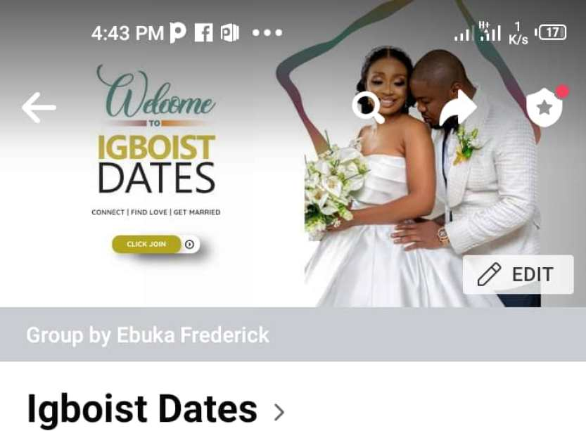 Igboist matchmaker