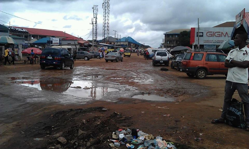 Poor State of Relief market Imo State
