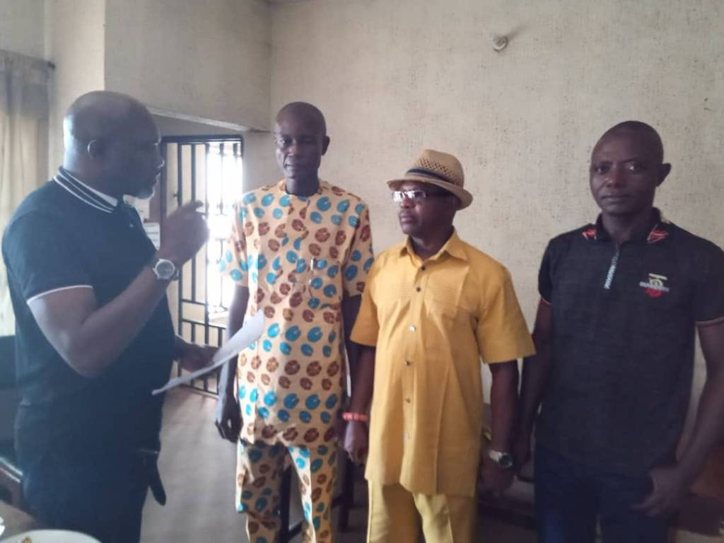 The outgoing Chairman of the association, Hon Henry Ekpe inaugurated the committee on Friday, July 30 at its secretariat in Owerri, the Imo State capital.