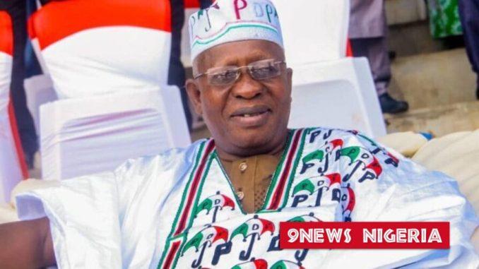 Yemi Akinwonmi named the PDP's new national chairman