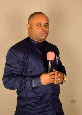 The General Overseer Apostle Chinomso Mbah (Nmagha Jesus)
