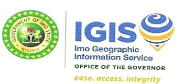 IMO STATE GOVERNMENT RELEASES STATE GEOGRAPHIC INFORMATION SYSTEM (IGIS)
