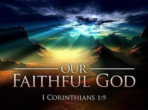 Our Faithful God - God is faithful