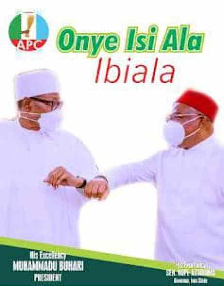 President Buhari and Governor Uzodinma