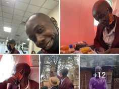 Henry Mutebe and Wilson Dhabangi