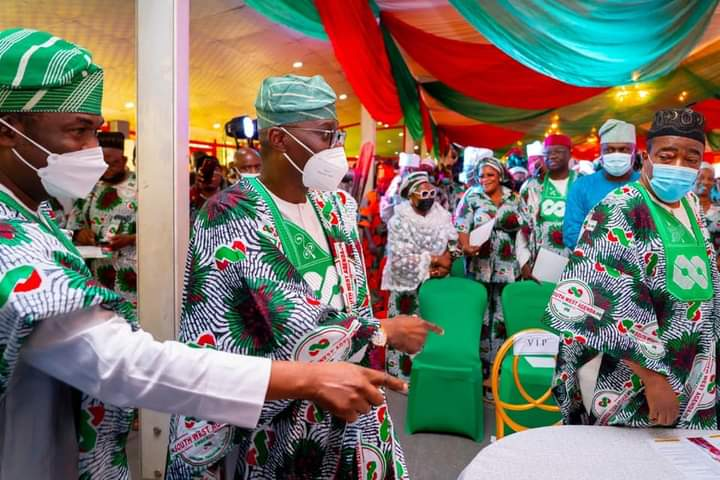 South West Canvases Presidential Slot For Asiwaju Bola Ahmed Tinubu