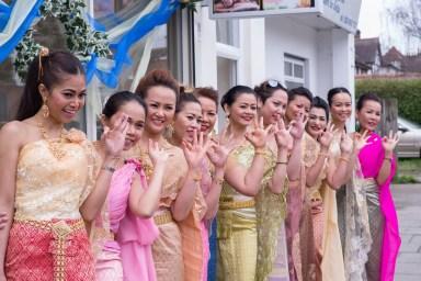 Thai Spa Wembley HA9 Innaguration Images 01