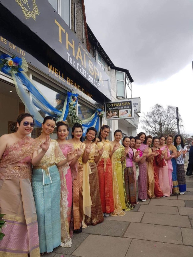 Thai Spa Wembley HA9 Innaguration Images 02