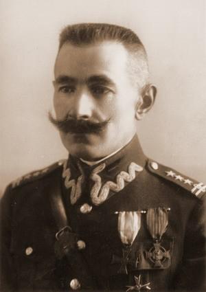 płk Franciszek Kaczkowski (1921-1927)