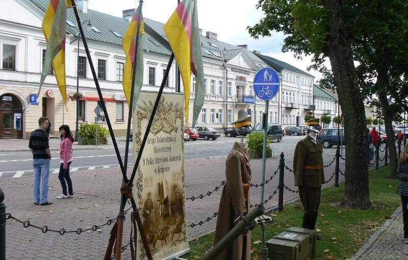 """17.09.2011 – """"Sowiety wkroczyły"""" w Suwałkach"""