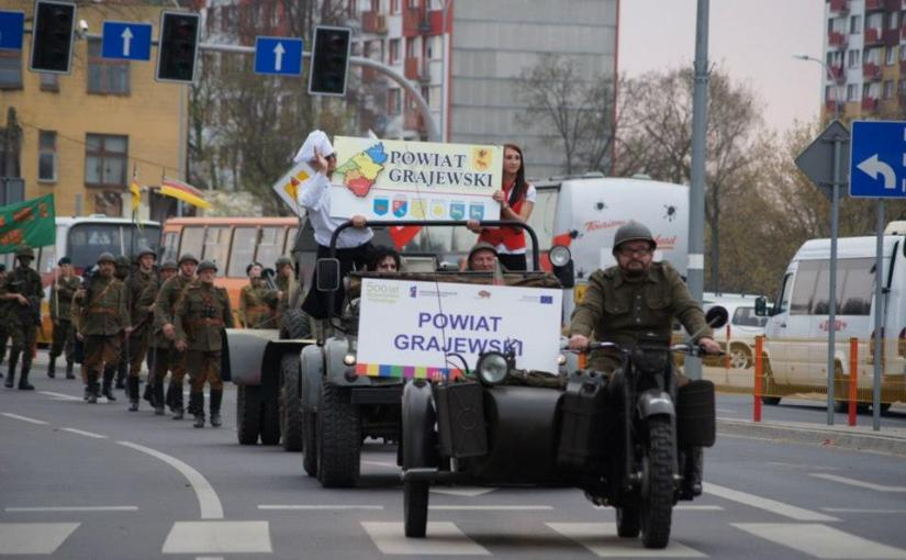 26.04.2013 – Parada 500 lecia Województwa Podlaskiego