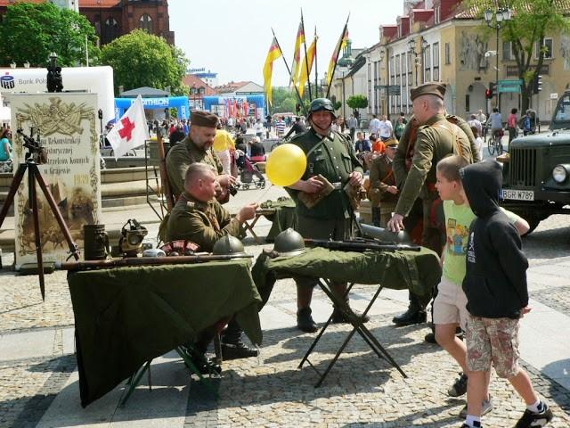 12.05.2013 – Białostocki Dzień Munduru