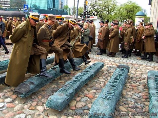 13.04.2014 r. – VII Katyński Marsz Cieni