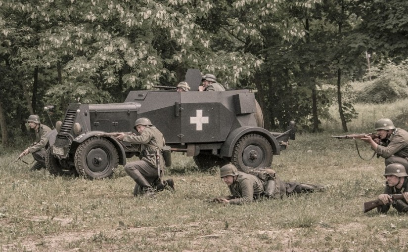 """24-25.05.2014 r. – kfz.13 na """"Grenadierze"""""""