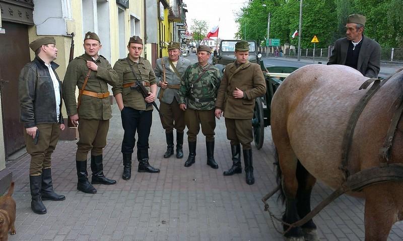 08.05.2014 r. – Partyzanci ponownie w Grajewie