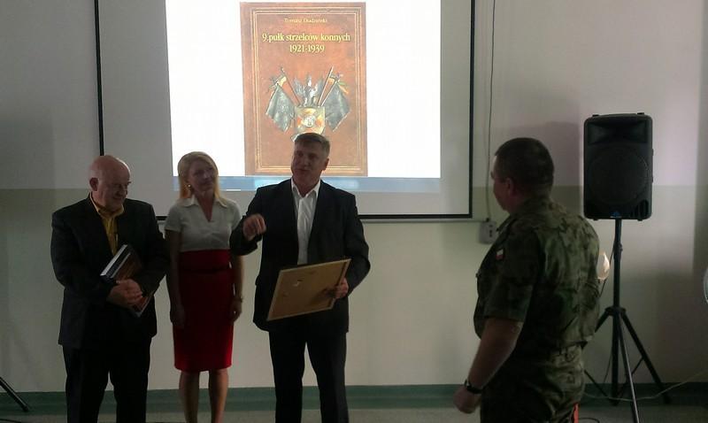 27.05.2014 r. – Spotkanie z kadrą oficerską 16 PDZmech.