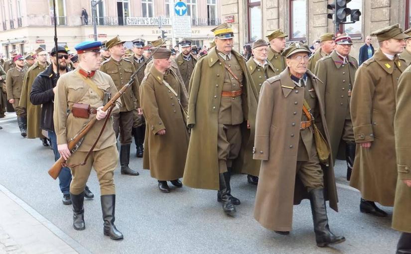 XII Katyński Marsz Cieni przeszedł ulicami Warszawy – 7.04.2019