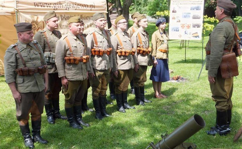 """II Piknik Militarny """" Od Unii do Unii"""" – Bielsk Podlaski"""