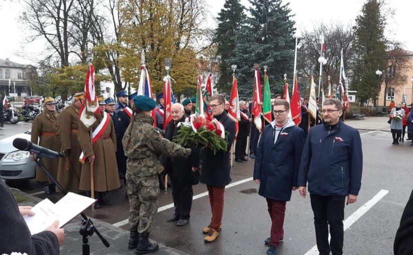 101 rocznica Odzyskania Niepodległości – Grajewo 11.11.2019