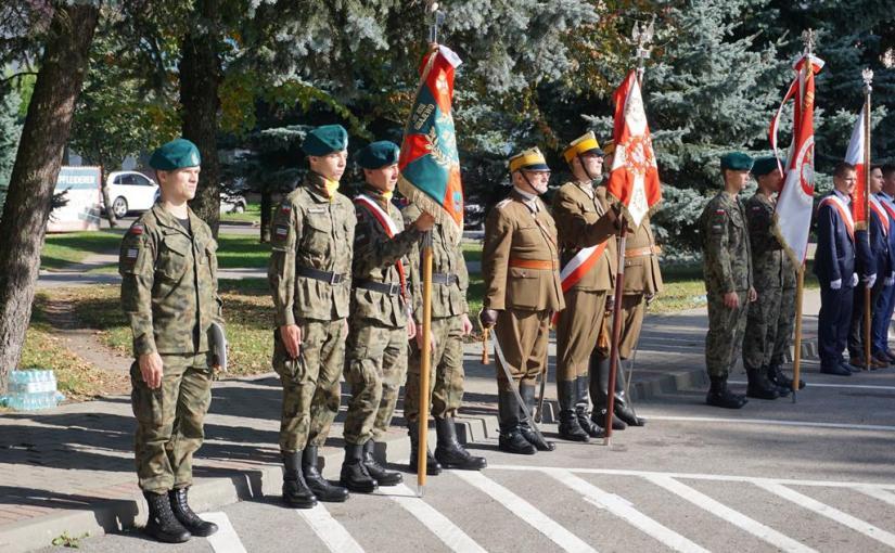 110-lecie Ruchu Strzeleckiego – inauguracja w Grajewie 19.09.2020