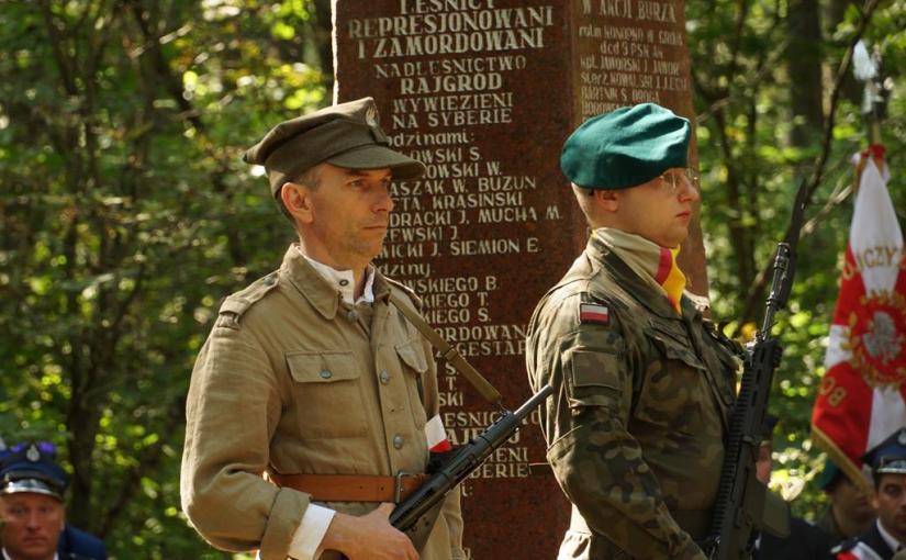 77 rocznica bitwy 9 Pułku Strzelców Konnych AK w rejonie Osowe Grzędy – 08.09.2021