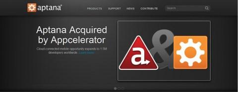 AppceleratorがAptanaを買収