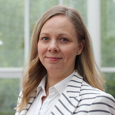 Katja Kuosmanen, Talousjohtaja