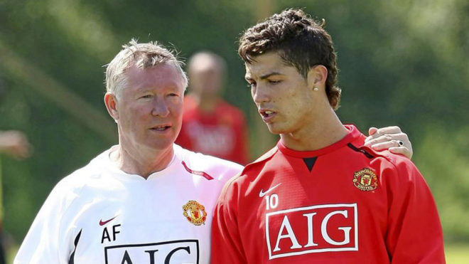"""Ronaldo - """"He is a father figure for my career"""""""