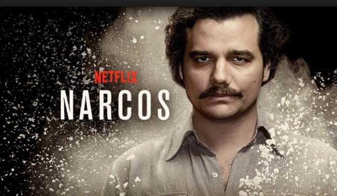 NARCOSナルコスがヤバイて面白い!Netflixオリジナル海外ドラマ!