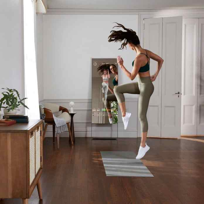 mirror home workout device 9to5game