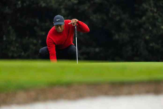 tiger Woods returns to golf video games EA Sports 2013