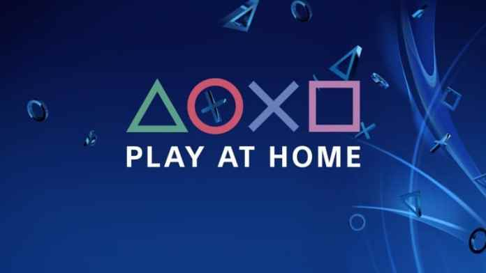 Sony's PlayStaion Play at home free games