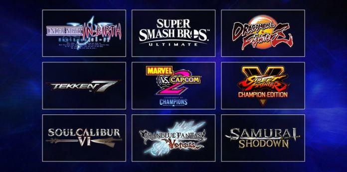 Sony e-sports FGC PlayStation  the Evolution Championship Series evo
