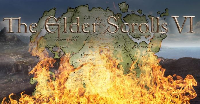 The Elder Scrolls 6 Could Have New Survival Gameplay. Microsoft bethesda E3 2018