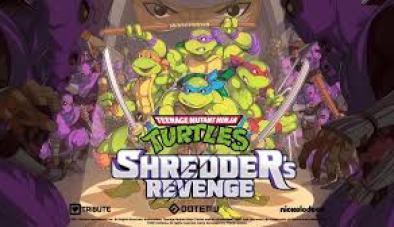 Teenage Mutant Ninja Turtles TMNT