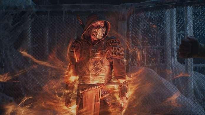 Mortal Kombat movie video game