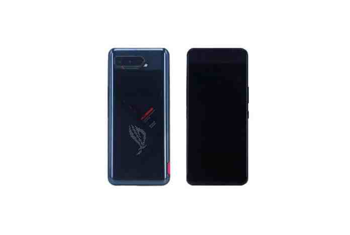 Asus ROG Phone 5 With Up To 18 GB of LPDDR5 RAM