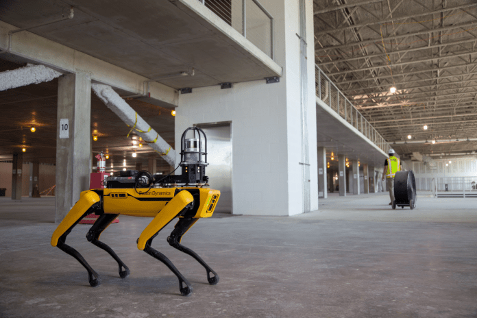Alberta Shell Refinery Gets Robot Dogs
