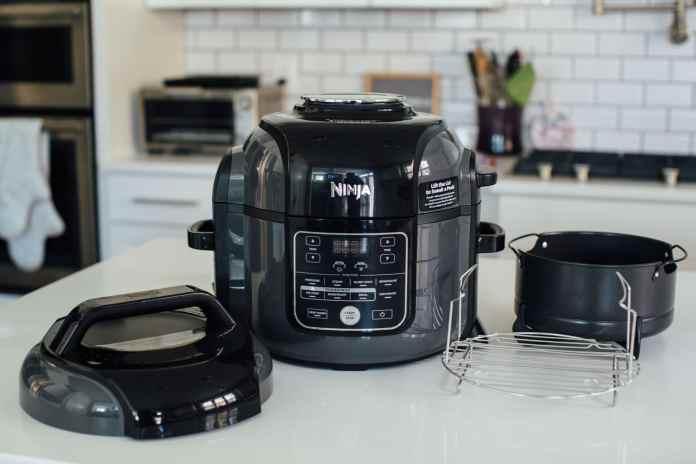 Ninja's Instant Pot cook food multi-use health