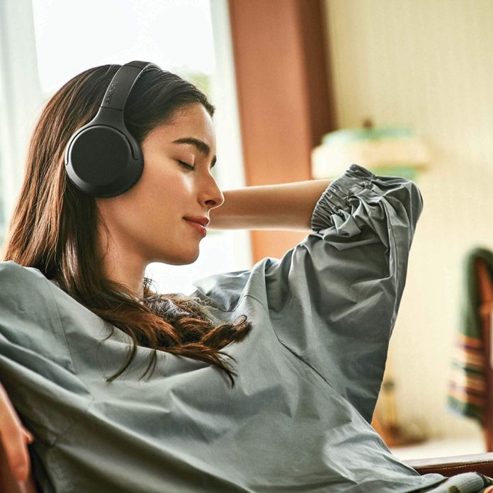 Sony smart headphones