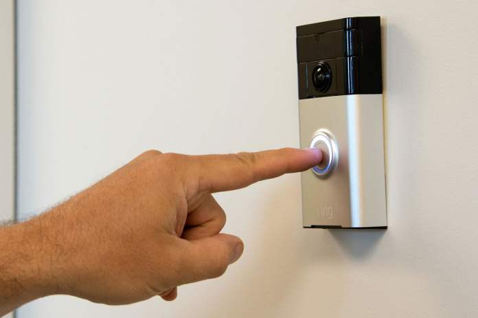 amazon deal on Ring Video Doorbell: Now, have a secure home Doorbell.