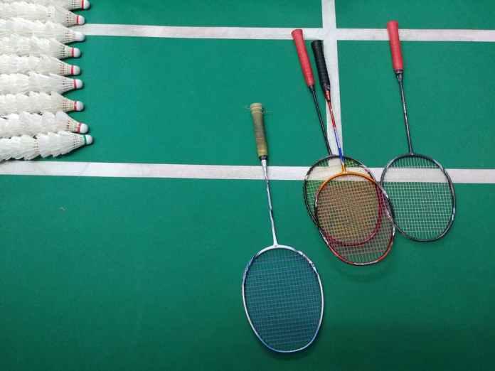 best 5 badminton rackets