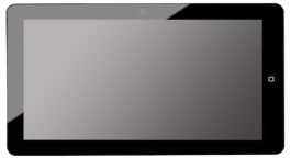 MID 720p tablet
