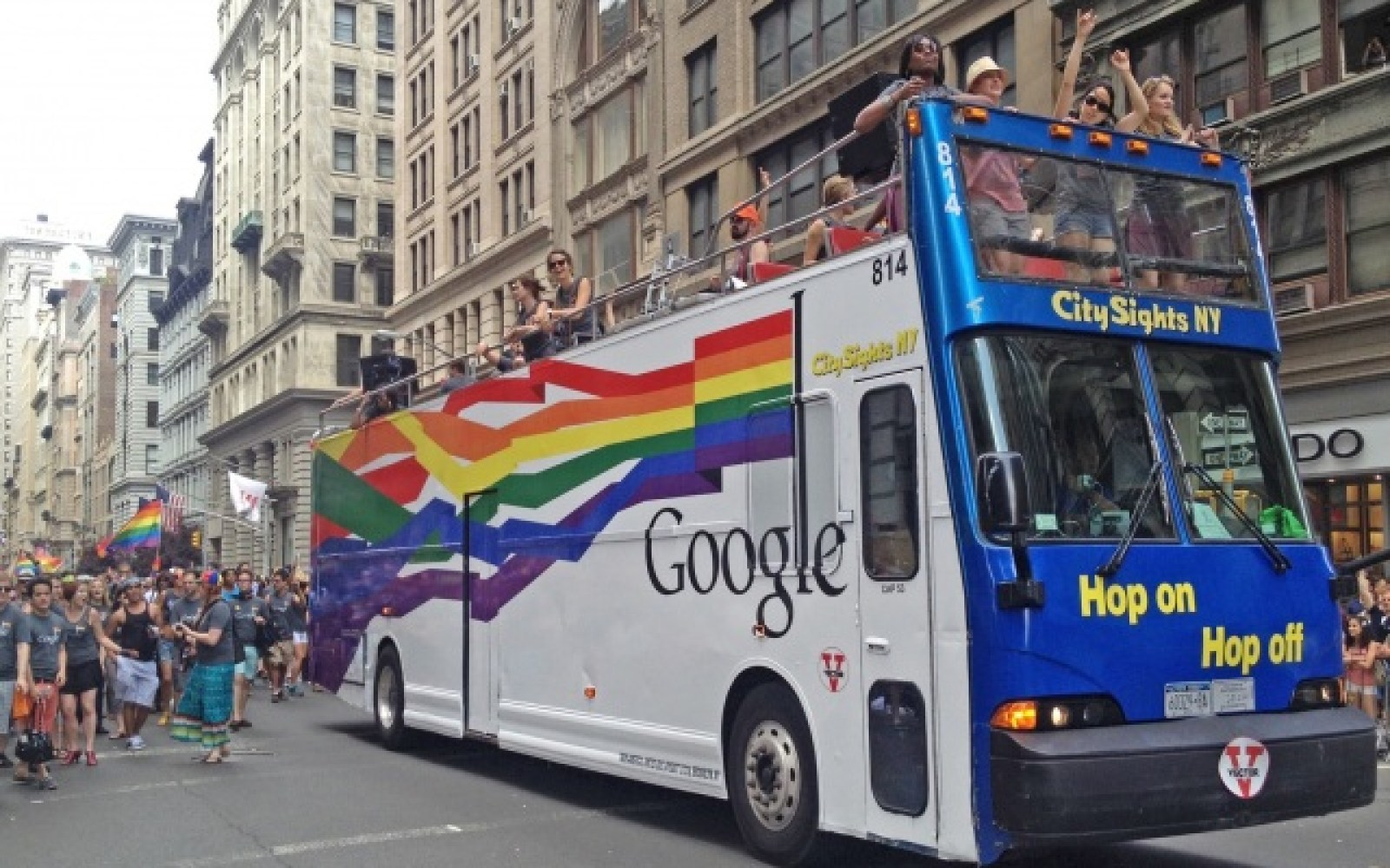 Google gives $6.8 million to San Fran program that funds free transit for low-income youth