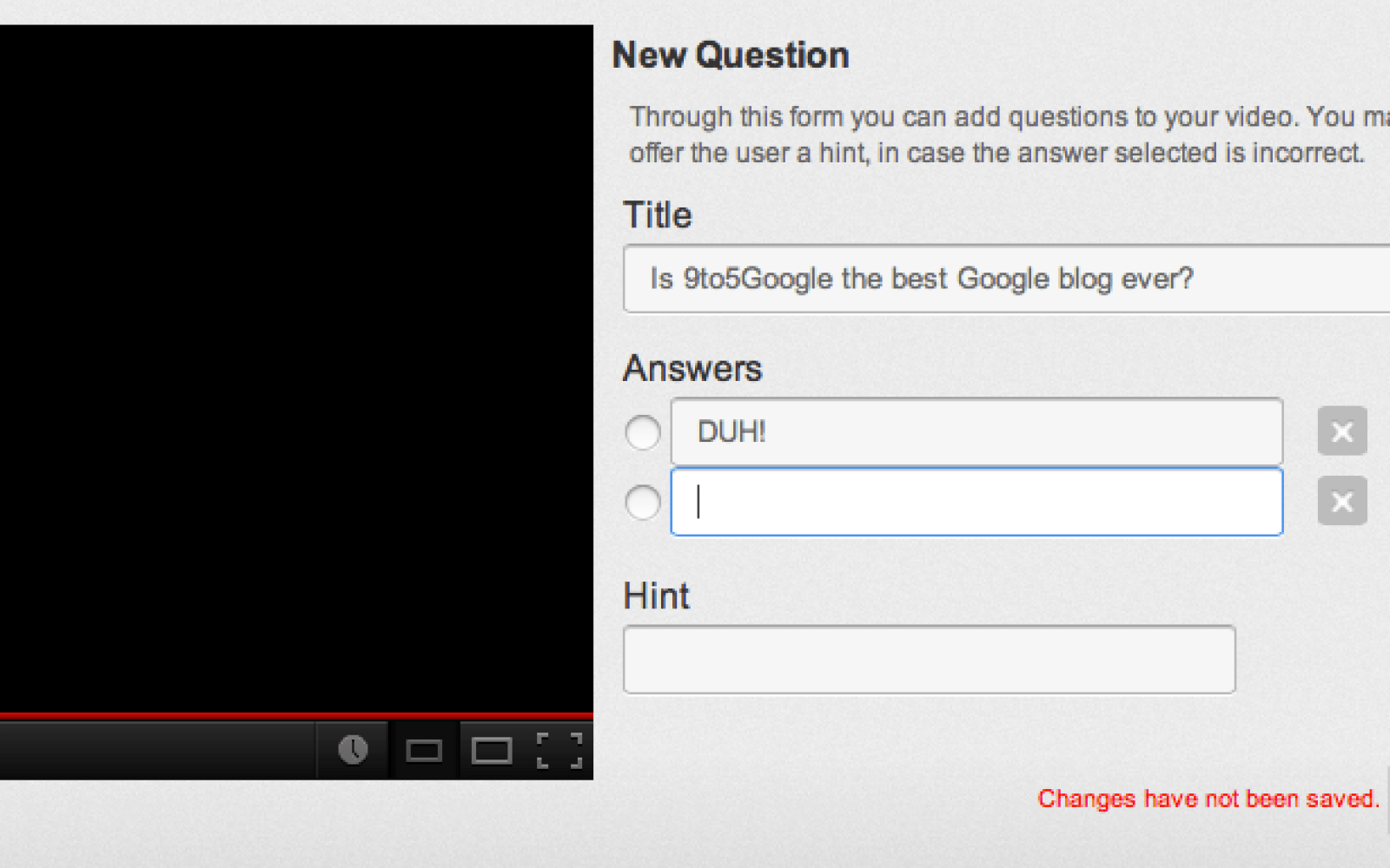 YouTube launches interactive quiz feature with 'Video