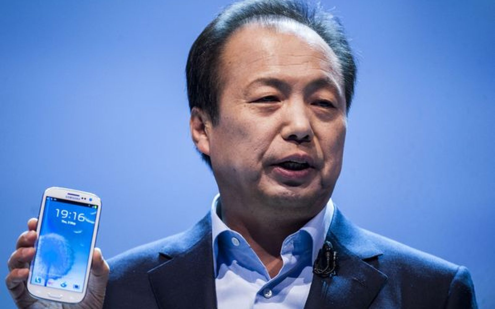 People want Android, not Windows Phone' says Samsung's Mobile Chief