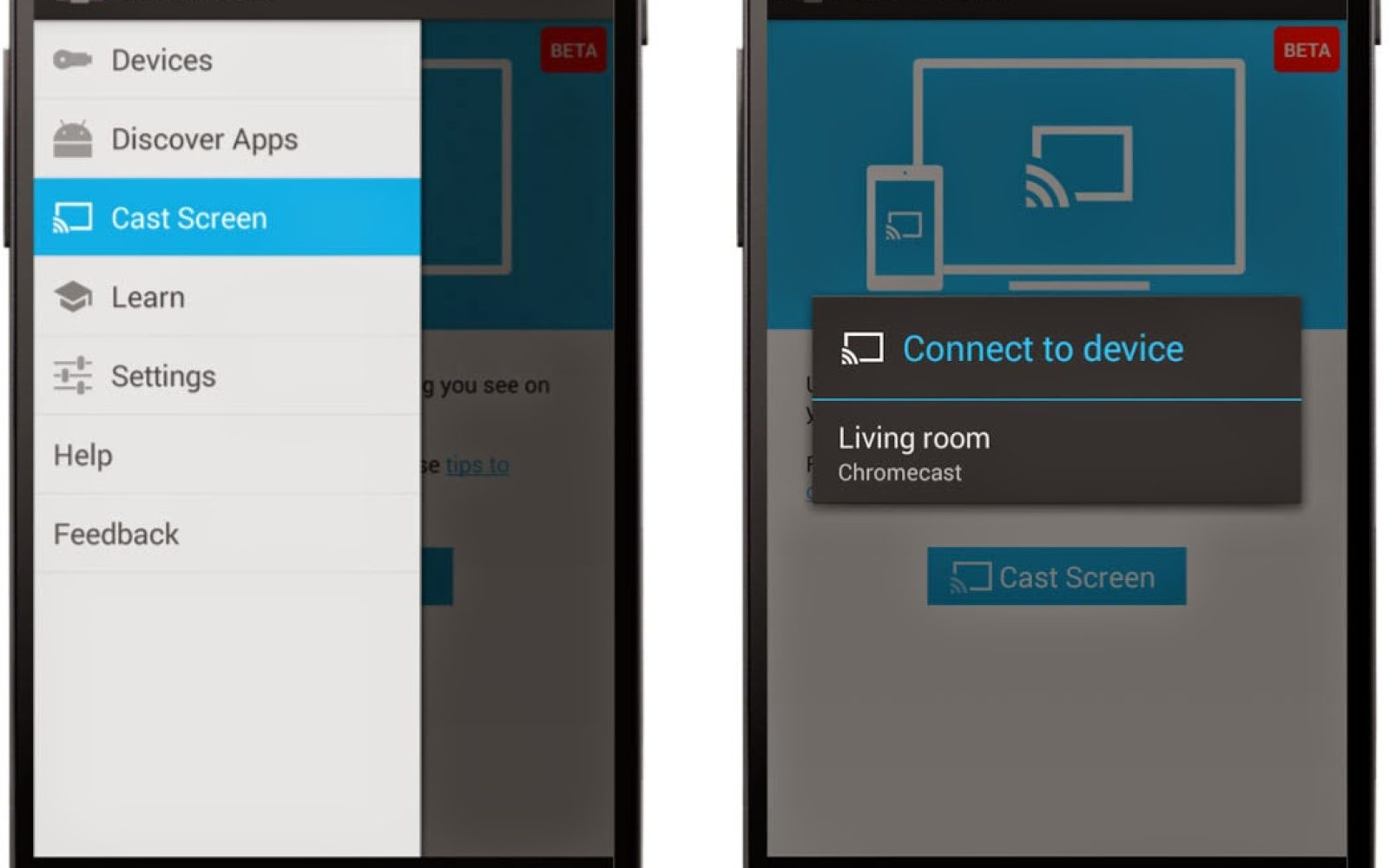 How to enable Google's new Chromecast mirroring feature from